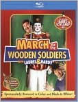 Video/DVD. Title: March of the Wooden Soldiers