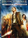 Video/DVD. Title: Legend of the Seeker: The Complete Second Season