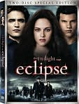 Video/DVD. Title: The Twilight Saga: Eclipse