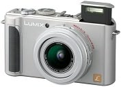 Product Image. Title: Panasonic DMC-LX3S 10.1MP Digital Camera (Silver)