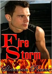 Shannon Pearce - Fire Storm