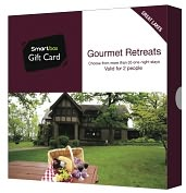 Product Image. Title: Gourmet Retreats Gift Card - Great Lakes Edition