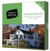 Product Image. Title: Charming Getaways Gift Card - Great Lakes Edition