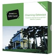 Product Image. Title: Charming Getaways Gift Card - California Edition