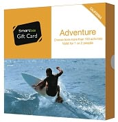 Product Image. Title: Adventure Gift Card - California Edition