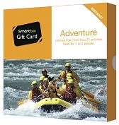 Product Image. Title: Adventure Gift Card - Northeast Edition