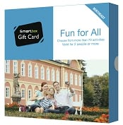 Product Image. Title: Fun For All Gift Card - Northeast Edition