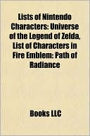 Lists of Nintendo Characters: List of Characters in Fire Emblem: Path