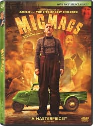 Micmacs starring Dany Boon: DVD Cover