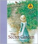 Book Cover Image. Title: The Secret Garden (Sterling Illustrated Classics Series), Author: by Frances Hodgson Burnett