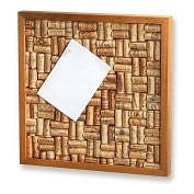 Product Image. Title: Small Wine Cork Board Kit