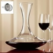 Product Image. Title: Vivid Wine Decanter & Aerating Funnel Set
