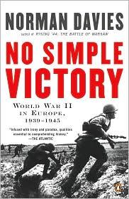 Norman Davies - No Simple Victory
