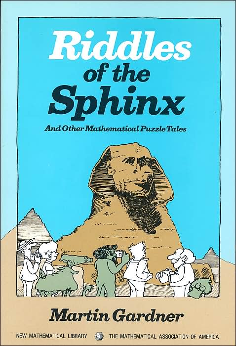 Riddles of the Sphinx and Other Mathematical Puzzle Tales~tqw~_darksiderg preview 0