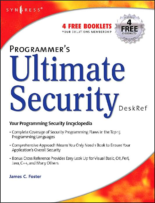 Programmers Ultimate Security Desk Reference~tqw~ darksiderg preview 0