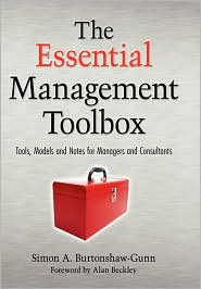 The Essential Management Toolbox: Tools...