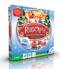 Product Image. Title: Rudolph The Red-Nosed Reindeer: The DVD Game