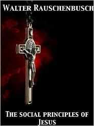 9782819907794 - Walter Rauschenbusch: The Social Principles of Jesus - Livre