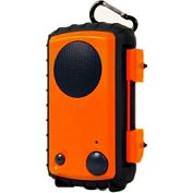 Product Image. Title: Grace Digital GDI-AQCSE100 Carrying Case for iPod, iPhone - Orange