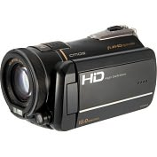 Product Image. Title: DXG Pro Gear DXG-A85V Digital Camcorder - 3&quot; - Touchscreen LCD - CMOS