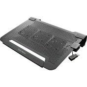 "Product Image. Title: Cooler Master NotePal U3 Notebook Cooling Stand for 15""-19"" Notebook"