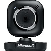 Product Image. Title: Microsoft LifeCam VX-2000 Webcam - 0.3 Megapixel - USB 2.0