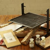 Product Image. Title: Tuscan Woodfire Grill Kit