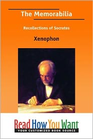 Xenophon - The Memorabilia Recollections Of Socrates