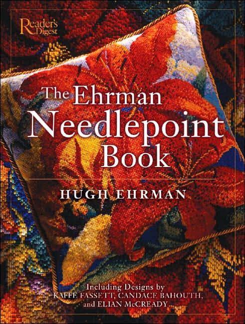 Hugh Ehrman - The Ehrman Needlepoint Book (Книга по вышивке крестом) (ENG) [1995, DjVu]