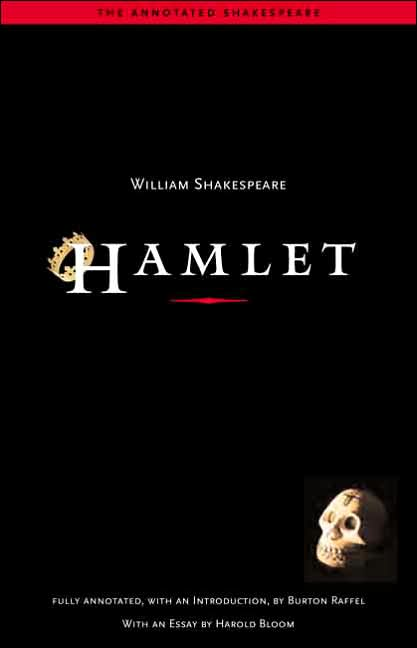 Hamlet: Prince of Denmark (Annotated Shakespeare Series) book cover