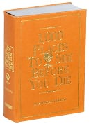 Product Image. Title: 1,000 Places to See Before You Die - Orange