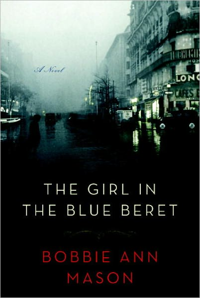book cover of The Girl in the Blue Beret by Bobbie Ann Mason