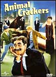 Animal Crackers starring Groucho Marx: DVD Cover