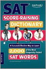 Book Cover Image. Title: Kaplan SAT Score-Raising Dictionary, Author: by Kaplan