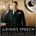 CD Cover Image. Title: The King's Speech [Original Motion Picture Soundtrack], Artist: Alexandre Desplat