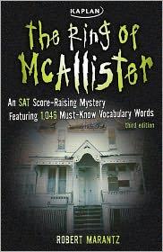Robert Marantz - Ring of McAllister