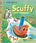 Book Cover Image. Title: Scuffy the Tugboat, Author: by Gertrude Crampton