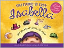 My Name Is Not Isabella by Jennifer Fosberry: Book Cover