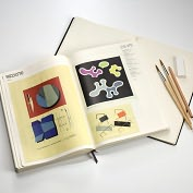 Product Image. Title: Moleskine Hand of the Designer Journal