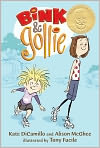 Book Cover Image. Title: Bink and Gollie, Author: by Kate DiCamillo