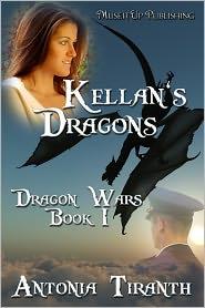 Antonia Tiranth - Kellan's Dragons