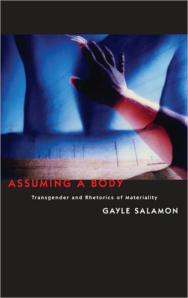 Winner 23rd Annual Lambda Literary Awards: Assuming a Body ~ Amazon's Gay Bookstore ~