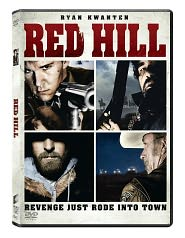 Red Hill starring Ryan Kwanten: DVD Cover