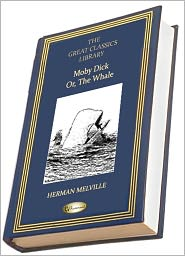 Herman melville - Moby Dick (THE GREAT CLASSICS LIBRARY)