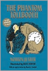 Book Cover Image. Title: The Phantom Tollbooth, Author: by Norton Juster