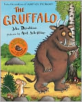 Book Cover Image. Title: The Gruffalo, Author: by Julia Donaldson