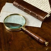 Product Image. Title: Magnifying Glass