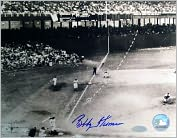 Product Image. Title: Autographed Bobby Thomson, Shot Heard Round the World 8x10 Photograph