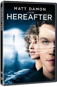Hereafter starring Matt Damon: DVD Cover