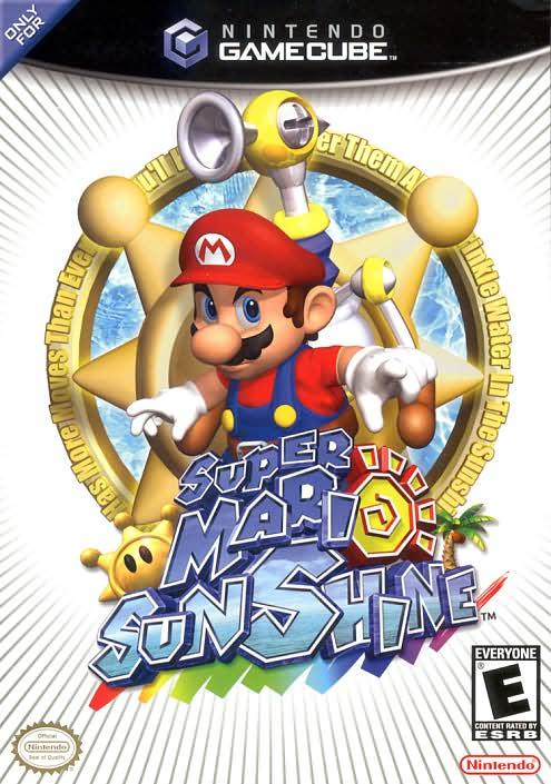 Mario Sunshine [PAL] 9640570